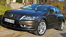 2013 Volkswagen CC (Michael Bettencourt for The Globe and Mail/Michael Bettencourt for The Globe and Mail)