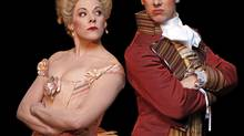 The Marriage of Figaro stars Phillip Addis and Peggy Kriha Dye. (Bruce Zinger)