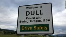 Who says you can't have fun in Dull, Scotland? (CNN)