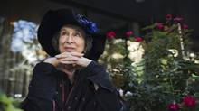 Margaret Atwood's – whose latest book, Hag-Seed, will be released early October – is seen on Sept 27. (Fred Lum/The Globe and Mail)