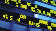 Stock tickers (Comstock)