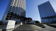 The offices of Pacific Investment Management Co (PIMCO) are shown in Newport Beach, Calif. on Aug. 4, 2015. (Mike Blake/Reuters)
