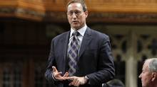 Justice Minister Peter MacKay is spearheading  Bill C-36 for the Conservative government. (Fred Chartrand/THE CANADIAN PRESS)