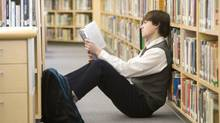 Student organizations at many liberal U.S. universities have demanded that English departments start putting warnings on canonical works of literature, as long as students have to read them as part of a syllabus. (Jetta Productions/Getty Images)