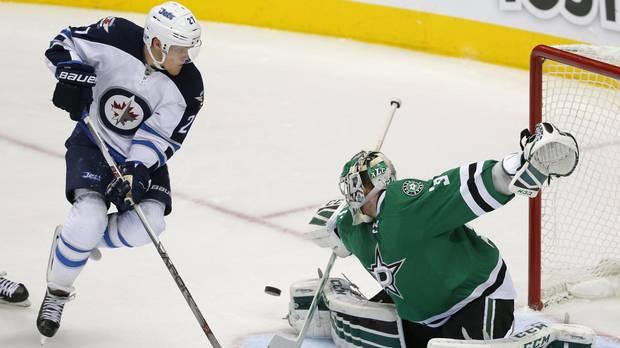 Jamie Benn's Power-play Goal Breaks Third-period Tie, Dallas Stars Beat Winnipeg Jets 6-3