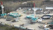 Encana's Horn River gas play (Com