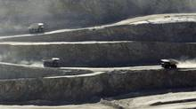 Copper mine in Chile. (Reuters)