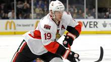 Ottawa Senators' Jason Spezza (Associated Press)