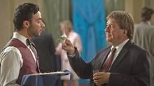 A scene from InSecurity: El Negotiator (Allan Feildel)