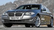 2012 BMW 5 Series (BMW/BMW)