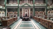 The Newfoundland House of Assembly's opposition parties are on the fourth day of a filibuster against a pair of Progressive Conservative bills concerning a major hydroelectricity project. At its current pace, the marathon debate could continue into Christmas Eve (or beyond) if the opposition doesn't relent.