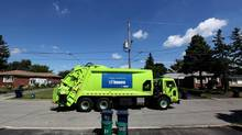 Green For Life's safety rating has been downgraded to 'conditional.' (Deborah Baic/The Globe and Mail)