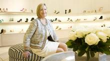 Bay CEO Bonnie Brooks (Kevin Van Paassen/The Globe and Mail)