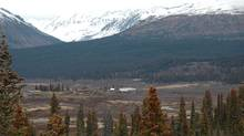Fortune's Mount Klappan project , which is east of Iskut in a stunning region of Northern B.C. (Taylor Fox)