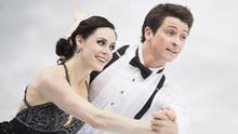 Canadian figure skaters Tessa Virtue and Scott Moir have long been known as pushing the envelope in ice dancing with their innovative moves. (John Lehmann/The Globe and Mail)