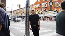 Architect Gregory Henriquez says he will 'bring something of a left-leaning social activist component as well as a design component,' to the Honest Ed's project. (Michelle Siu For The Globe and Mail)