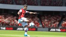 FIFA Soccer 13 is an international production put together on Canadian soil. While the team members love their adopted homeland, working on the franchise usually requires them to have some expertise in it, which is a passion often developed elsewhere. (Electrontic Arts)