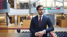 Joseph Hokayem won't be sweating a job search when he graduates with an MBA from Rotman this spring. He has already lined up a six-figure wealth management associate position with a Swiss bank. (Jennifer Roberts for The Globe and Mail)