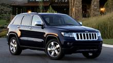 2011 Jeep Grand Cherokee Overland (Chrysler)