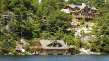 Financial advisors say one of the biggest mistakes cottage owners make is assuming that somebody else in the family actually loves the place as much as they do. (Kevin Van Paassen/The Globe and Mail)