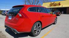 Volvo V60 T-6 R-Spec: Station wagons were once defined by Detroit. Now the market is dominated by upscale foreign machines, such as Volvos. (Peter Cheney/The Globe and Mail)