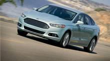 2013 Ford Fusion Hybrid (Ford)