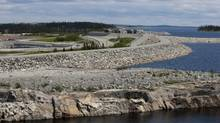 The Hydro-Québec Eastmain project will add 8.7 terawatt-hours of electricity production. (JACQUES BOISSINOT/THE CANADIAN PRESS)