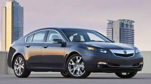 2013 Acura TL SH-AWD.