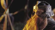 Gimli from Lord of the Rings: Dwarf tossing must never be undertaken frivolously or publicly, only in situations of extreme emergency, and always with the utmost discretion.