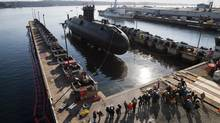 Naval planners have started to lay the groundwork for the possible replacement of the country's second-hand, glitch-prone Victoria-class submarines, like HMCS Windsor. (Andrew Vaughan/The Canadian Press)