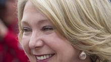 Mary Polak, Minister of Environment seen here in Vancouver on June 7, 2013. (John Lehmann/The Globe and Mail)