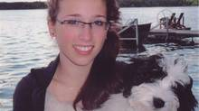 "Rehtaeh Parsons is shown in a handout photo from the Facebook tribute page ""Angel Rehtaeh."" (HO/THE CANADIAN PRESS)"