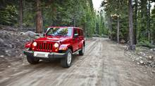 2013 Jeep Wrangler (Chrysler)
