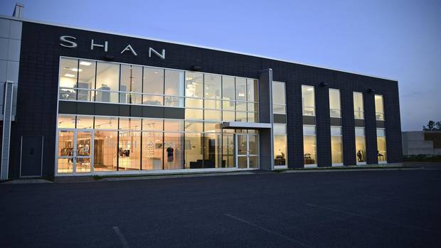 To promote brand awareness, swimwear maker Shan has built a factory, showroom and boutique on a prominent highway location at its home base in Laval, Que. The sleek grey-and-glass building, designed by acclaimed Montreal architect Renée Daoust, cements Chantal Lévesque's position as an award-winning international fashion manufacturer and retailer. (Shan)