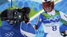 After they shared Olympic coverage, the friendly partnership between TSN and Rogers Sportsnt could come to an end in 2011. REUTERS/Leonhard Foeger (LEONHARD FOEGER)