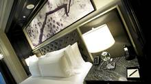 Interiors of the new 65-storey Trump International Hotel and Tower (Kevin Van Paassen/The Globe and Mail)