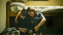 Grace (Larson) and her boyfriend Mason (John Gallagher Jr.) work at Short Term 12, a foster-care facility for at-risk kids.