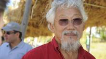 David Suzuki's foundation plans to install TelePresence, a high-end video-conferencing system. 'When I saw TelePresence,' Mr. Suzuki says, 'the illusion was very real. The people seemed to be right there. Now I turn down 95 per cent of [travel] requests.' (Tom Sandler fo The Globe and Mail)