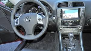 Inside the 2011 Lexus IS 350 AWD