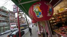 Some traditional stores are shown in Chinatown on East Pender Street in Vancouver. Voters in San Francisco have approved creation of a fund to help support historic businesses. (Deborah Baic/The Globe and Mail)