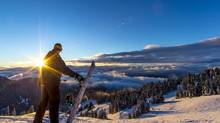 Grouse Mountain is hosting its annual 24 Hours of Winter celebration from Feb. 8 to Feb. 10. (Devin Manky)