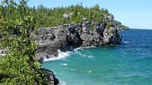 Bruce Peninsula near Tobermory, Ont. (Wency Leung/The Globe and Mail)