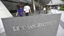 Lehman Brothers' collapse in 2008 sent shock waves through the global economy. AP Photo/Katsumi Kasahara (Katsumi Kasahara/The Associated Press)