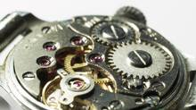 The insides of a watch: You have one inside you and you should listen to it. (KirVKV/Getty Images/iStockphoto)