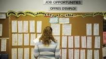The youth unemployment rate in Canada has been hovering around 13 per cent since the world's economic meltdown in 2008. That number doesn't count underemployed youth, which make up another estimated 27 per cent. (KEVIN VAN PAASSEN/THE GLOBE AND MAIL)