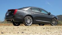 The 2013 XTS is built in Oshawa, Ont. (Ted Laturnus for The Globe and Mail)