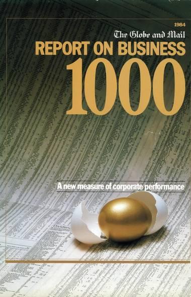 Top 5 companies on The Top 1000 list in 1984 (Profit, $000) 1. Canadian Pacific (Dec. 83) $143,592 2. International Thomson Org. (Dec. 83) $75,700 (U.S.) 3. Thomson Newspapers (Dec. 83) $126,090 4. Moore (Dec. 83) $100,306 (U.S.) 5. Dofasco (Dec. 83) $120,482