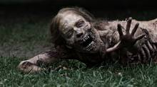 In the second half of this season's The Walking Dead, be prepared to be haunted by the silence.