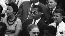 Director Raoul Peck uses James Baldwin's unfinished book Remember This House to structure his documentary I Am Not Your Negro. (Magnolia Pictures)