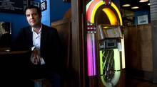 Comedian Rick Mercer poses for a photograph in Toronto on Monday, August 20, 2012. (Nathan Denette/The Canadian Press)
